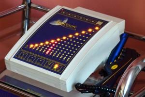 Biostimulační laser